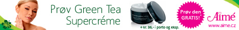 Green Tea Supercreme  - klikk her -